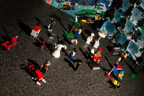 Lego advent calendar - the results show