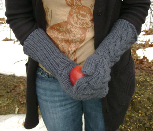 bella's mittens by subliminalrabbit.