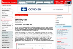 The markets in 2009 | Company woe | The Economist_1230861212468