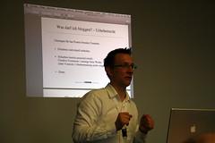 Henning Krieg - Bloggen und Recht