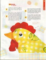 Retacitos#5-020 (MorenArteirA) Tags: quilt revista patch patchwork animais moldes retalhos retacitos