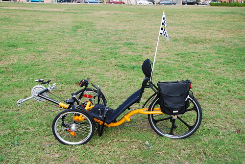 Recumbent Trike Photos