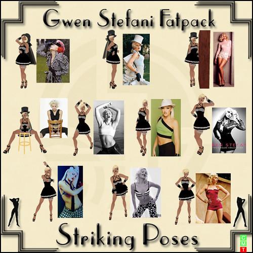 Gwen Stefani Fatpack
