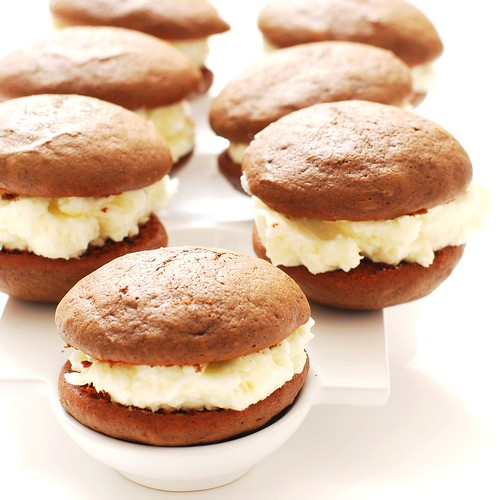 Mom's perfect whoopie pies.
