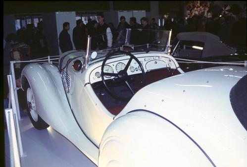 1936 Bmw 328. BMW 328 (1936-1940)