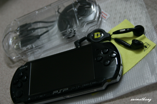 Sony PSP-3006 Piano Black