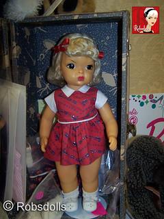 Cincinnati doll show.