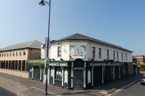 Belfast City - The Rebel's Rest On The Falls Road