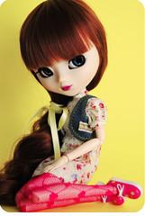 Tina ( Z u R i ) Tags: outfit doll jp wig groove pullip rement greggia milkyway azone obitsu junplanning papin rewigged pullipgreggia crobidoll