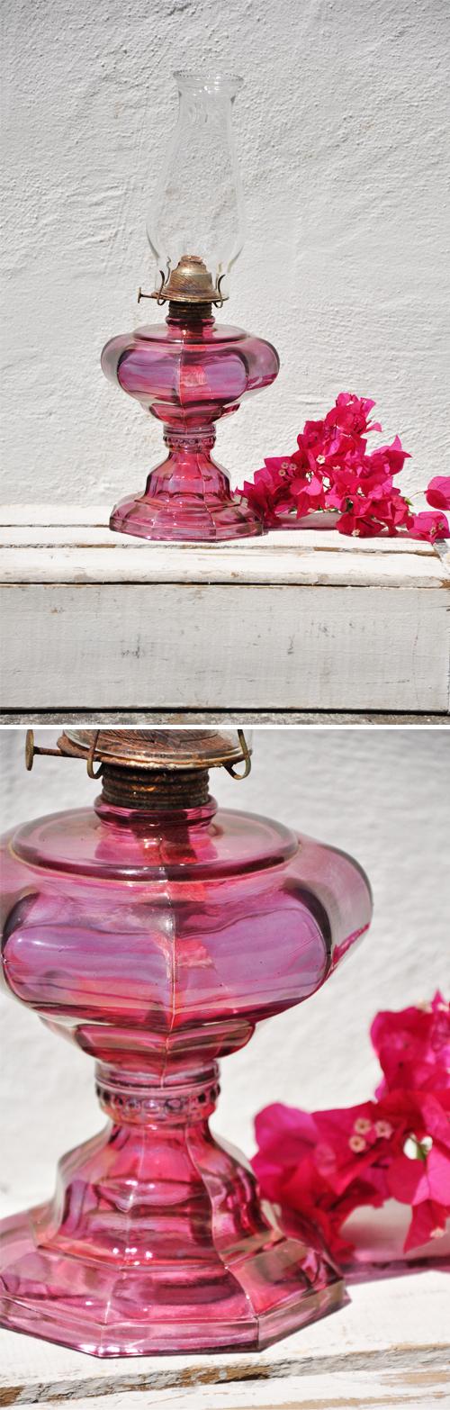 Pink-Oil-Lamp
