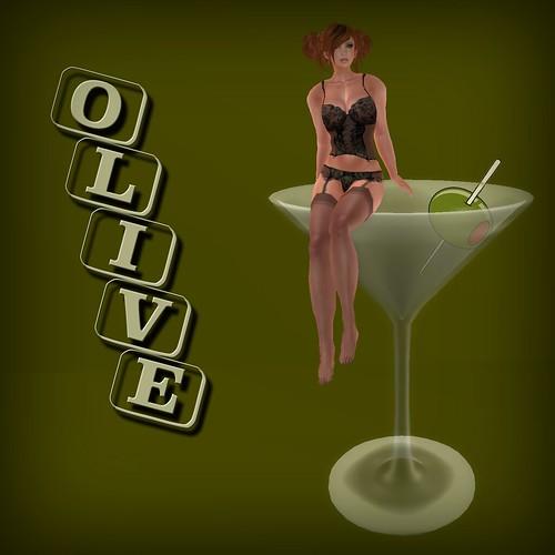 Week 27 - Olive