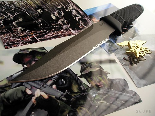Knife of the Navy Seals