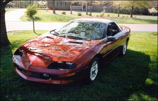 chevrolet camaro 1994 v6