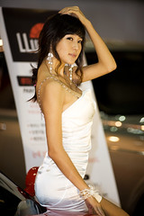 (hyeoreum) Tags: show portrait race asian dream queen event korean tuning 08 kintex ilsun