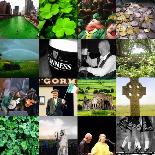 "Happy St Patrick's Day! Happy Birthday! Some Favorite ""Green"" Photos: por shannonpatrick17."