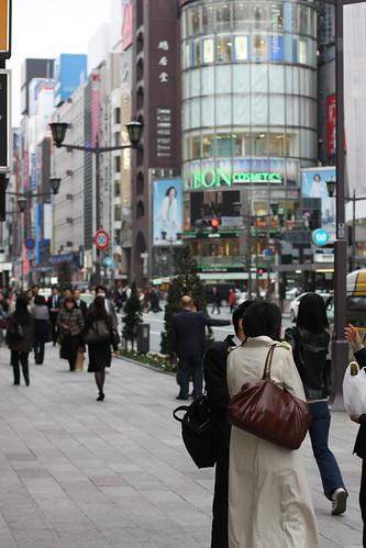 Ginza street #2