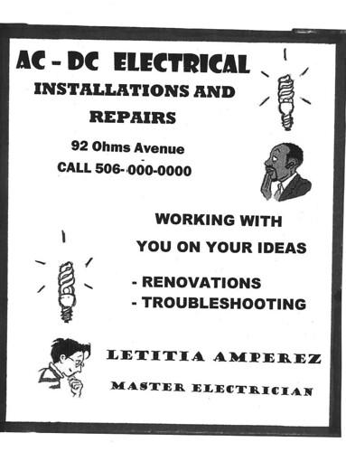 joan headley, electrician