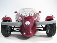 Miniature Art Car