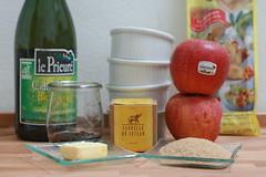 Mise en Place - Croustillant de pomme
