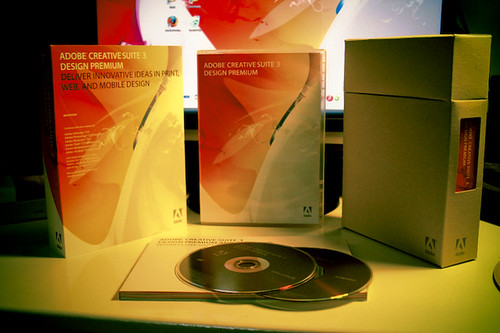 Gift from Adobe Design Achievement Award