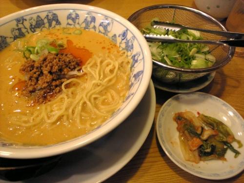 熱烈タンタン麺 一番亭-06