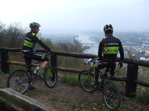 Riding in Koblenz