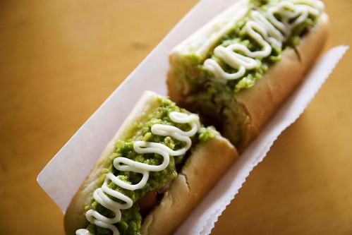 hot dog, oh yeah