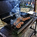 Grilling up some Spiedies! by iceman9294
