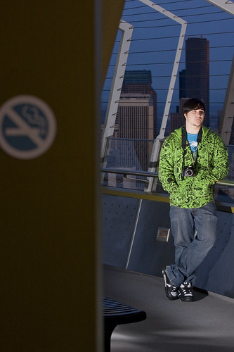 Space Needle Portraits