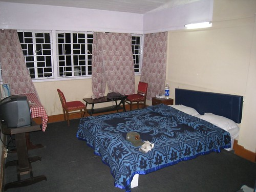 My first room in India