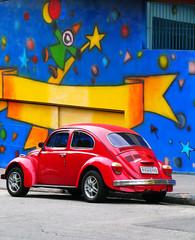 Fusca vermelho (Eli K Hayasaka) Tags: auto brazil cars car brasil vw sedan volkswagen nikon sãopaulo beetle sampa carros carro autos automóveis fusca automóvel veículo vwsedan veículos duetos hayasaka elikhayasaka thechallengefactory