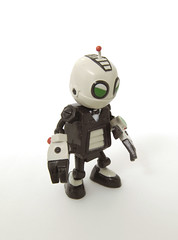 Clank figure - side