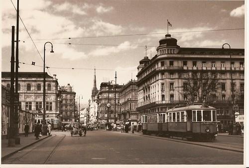Hotel Bristol in Old Austria
