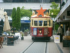 Melbourne W Tram Christchurch (maroochymax) Tags: trams
