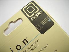 De verpakking van de Incipio Orion