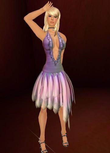 innovate purpledress