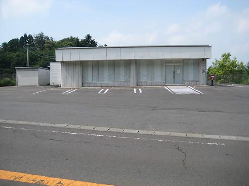 PC4 ローソン飯野青木店跡