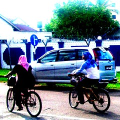 Malay Cycle Chic