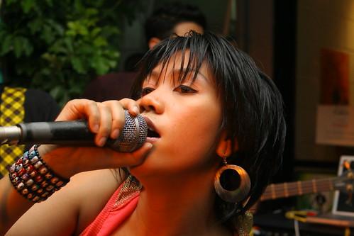 Chilitees at Pedicab Album Launch