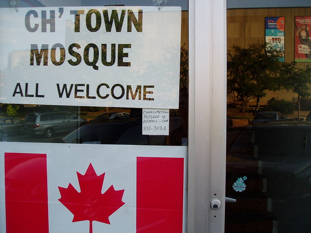 ch'town mosque.