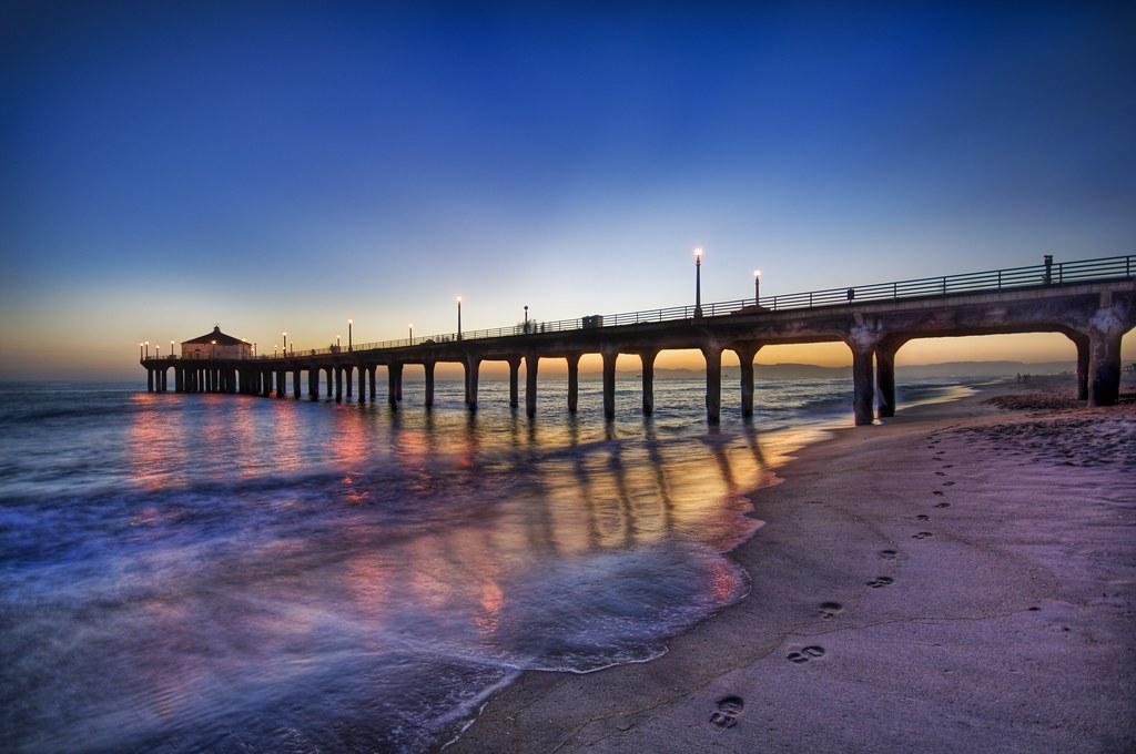 Under the Blue Sunset