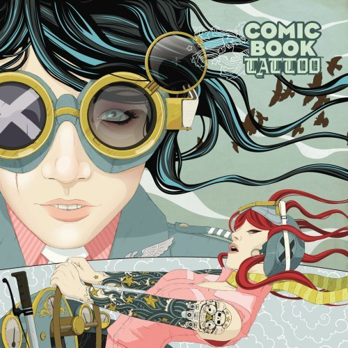 Comic Book Tattoo - Tales Inspired By Tori Amos