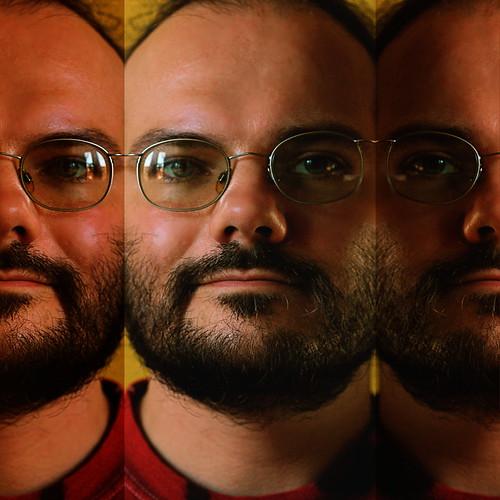 Triptych - Four Eyes