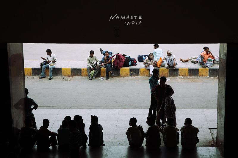 Namaste !ndia < delhi >