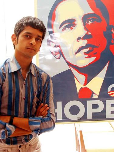 Barack's Backroom Boys in Delhi