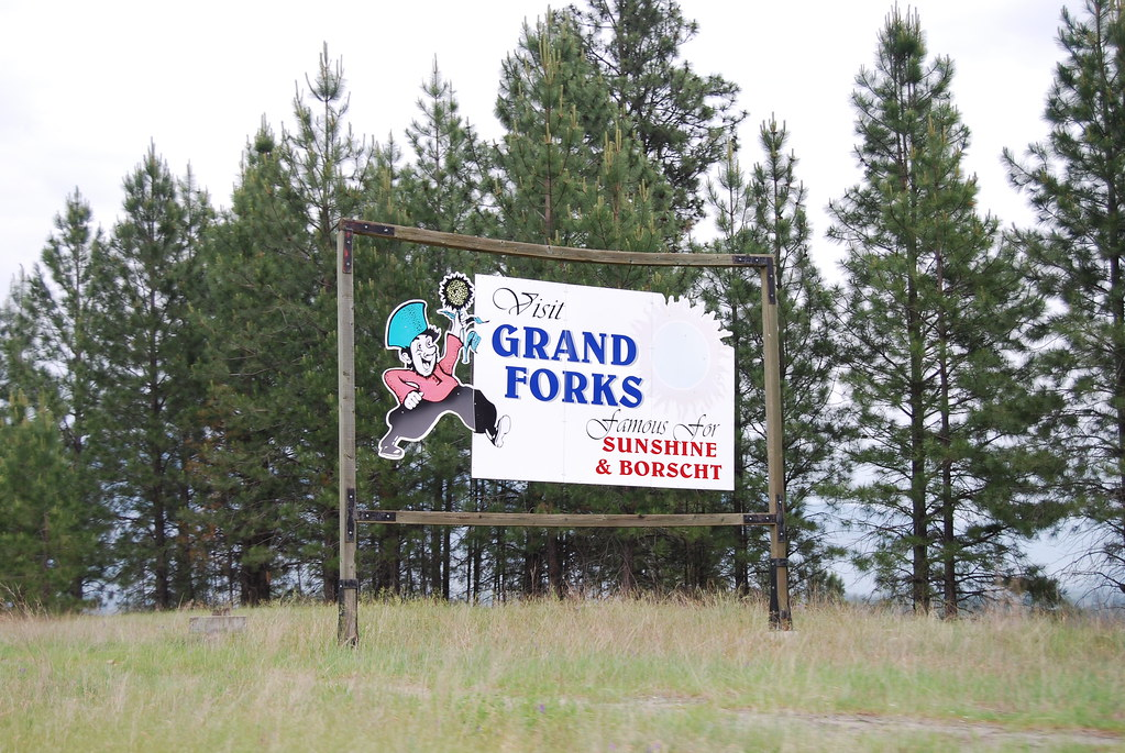 Grand Forks, BC