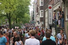 GAY PRIDE AMSTERDAM 2008 - Canal Parade (Ramon Stoppelenburg) Tags: gay amsterdam
