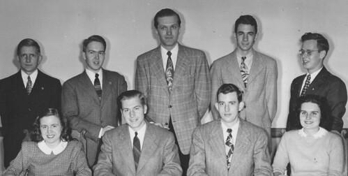 Dad K in Michigan Technic Staff Picture