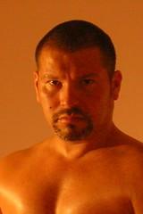 PS MakeOver (danimaniacs) Tags: shirtless selfportrait beard chest shorthair facialhair mole buzzed timer beautymark