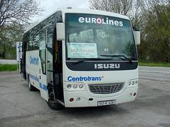 2007-032801 (bubbahop) Tags: bus sarajevo bosnia transportation herzegovina balkans split 2007 isuzu eurolines centrotrans europetrip16